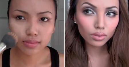Слева — Таманг Фан, справа — она же, но совсем другая ) по-моему, без…