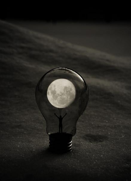 Волшебные лампочки на фотографиях Адриана Лимани — фото 3