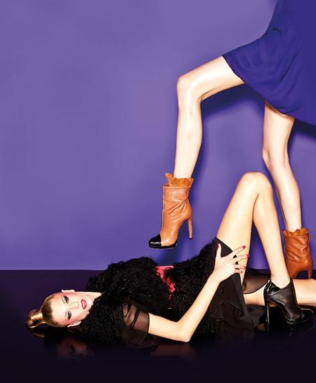 Женская коллекция обуви Baldinini сезона осень-зима 2012-2013 — фото 9