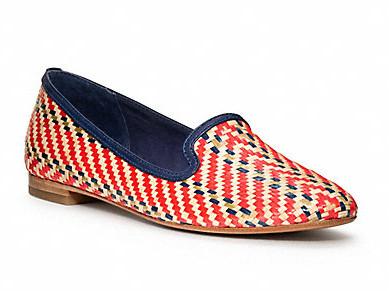 Коллекция обуви от Coach весна-лето 2013 – каблуки, платформа, мокасины, сандалии! — фото 37