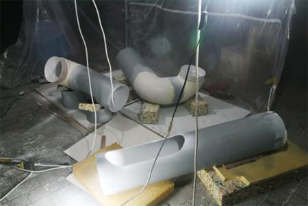 Диван с тоннелем для кота, и другая мебель от Seungji Mun — фото 7
