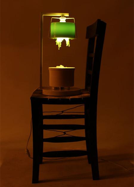 Revitalizer – умирающая и воскресающая философская лампа — фото 2