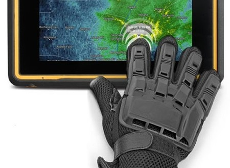 Планшет Getac Z710 с защитой от всех напастей — фото 10