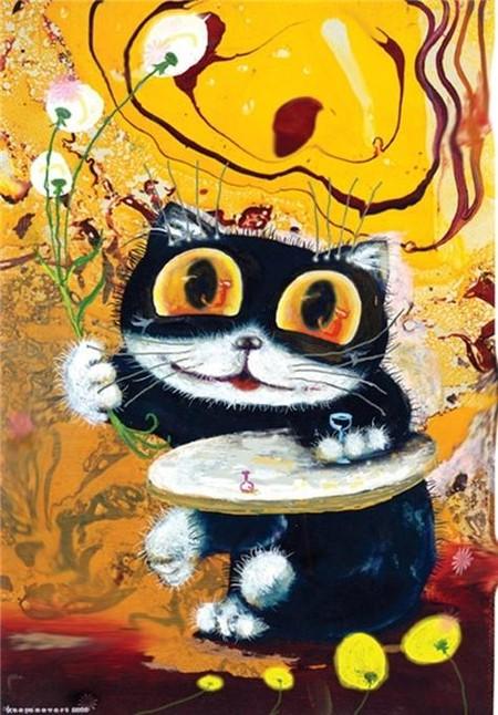 Коты и кошки Бориса Касьянова — фото 31