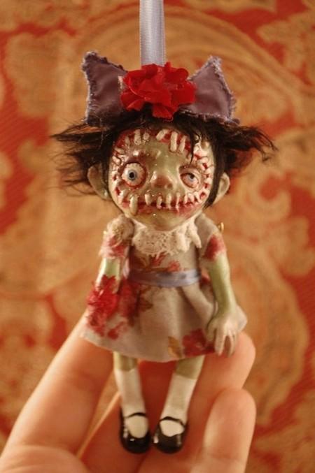 Зомби, монстры, вампиры и прочие куклы Камиллы Млынарчик — фото 26