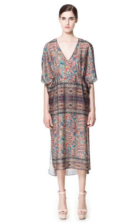Весна 2013 – что новенького в Zara? — фото 34