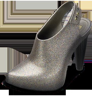 Женская коллекция MELISSA зима 2013. Хорошая обувь может быть … пластиковой! — фото 13