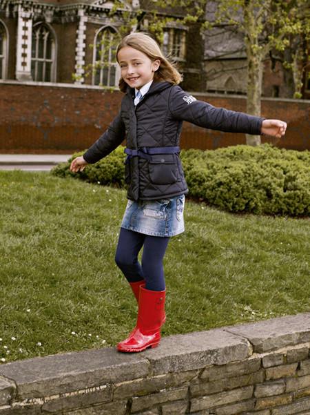 В меру взрослая детская коллекция Pepe Jeans 2013 — фото 17
