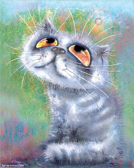 Коты и кошки Бориса Касьянова — фото 45