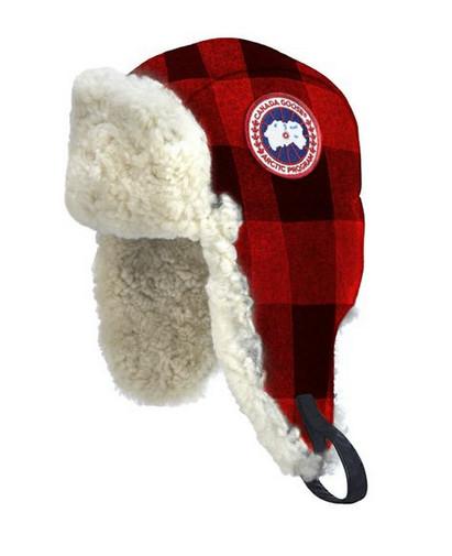 Женская коллекция от Canada Goose зима 2013 – самая теплая мода — фото 39