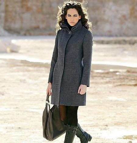 Пальто от Manuela Conti – для уютной и красивой осени — фото 4
