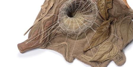 Вышивка в формате 3D. Картины Аннемиеке Мейн — фото 25