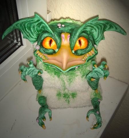 Милые монстры – игрушки Марии Santani — фото 51