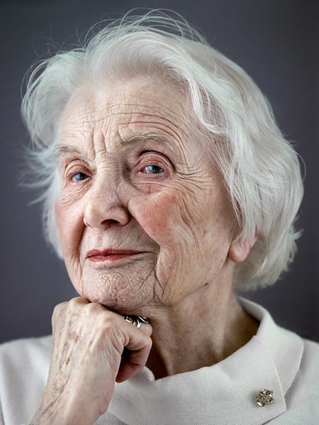 Эрика Элитц, 4 мая 1910 года рождения