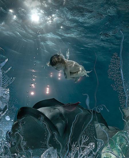 Zena Hollоway – редкий подводный фотограф — фото 3