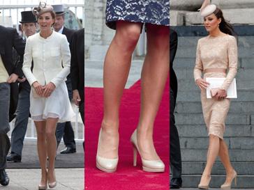 Туфли цвета «нюд» - новая классика! С чем носить, как комбинировать — фото 10