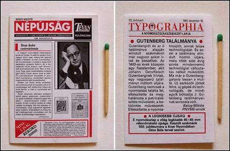 Самая большая библиотека самых маленьких книг – коллекция Джозефа Тари (Jozsef  Tari) — фото 25