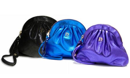 Мини – сумочка с подсветкой Dries Preston Color Blast Light Mini Bag — фото 1