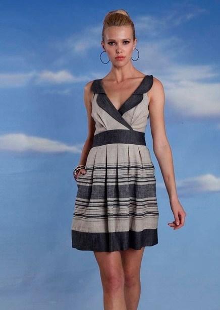 Платья Евы Франко – роскошная нежность и летняя свежесть — фото 36