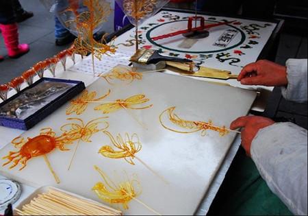 Карамельные рисунки – китайское искусство «танхуа» — фото 10