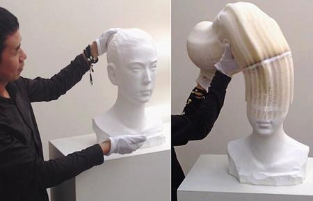 Гибкие скульптуры от Li Hongbo — фото 15