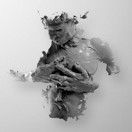 Фотографии человека - невидимки — фото 5