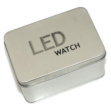 Светодиодные LED-часы «Bushido» — фото 8