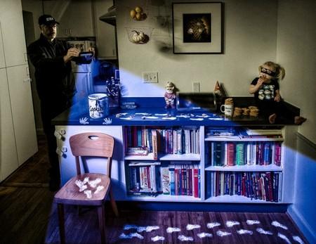 Папа и дочь – истории в картинках. Фото Дэйва Энглдау — фото 57