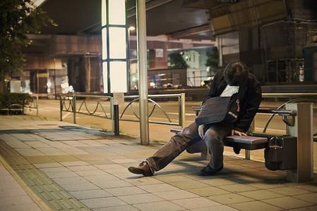 Quska Sleeping Cafe – кафе, куда приходят поспать — фото 12