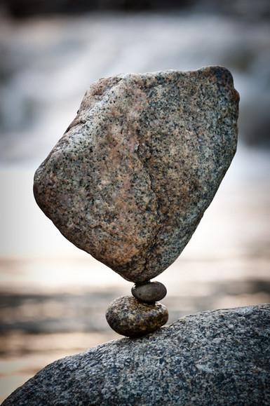 Невозможная грация камней – творчество Майка Граба — фото 24