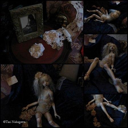 Еще раз о странных куклах – творчество Tari Nakagawa — фото 24