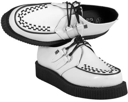 Флатформы, они же криперы, они же криперсы – еще один популярный обувной тренд — фото 56