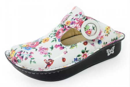 Обувь из Калифорнии – сабо ALEGRIA — фото 30