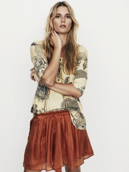 Коллекция Nanushka весна-лето 2013 – мода для горожанок-кочевниц — фото 16