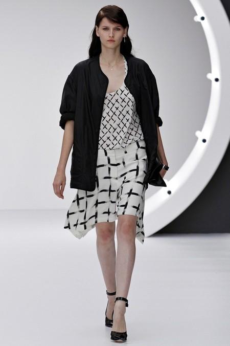Коллекция Topshop весна-лето 2013 – мода из Британии — фото 28