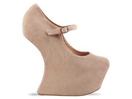 Туфли цвета «нюд» - новая классика! С чем носить, как комбинировать — фото 67