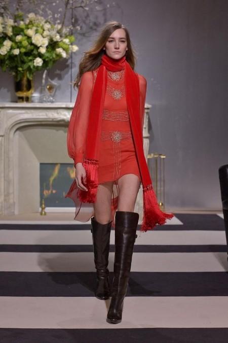 H&M выходит на подиумы – коллекция осень-зима 2013-2014 — фото 26
