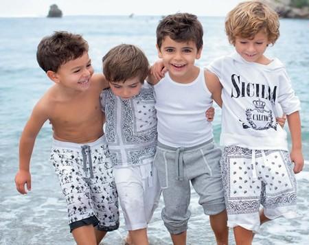 Самым любимым – детская коллекция Dolce&Gabbana весна-лето 2013 — фото 1