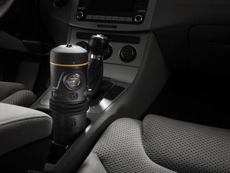 Свежий кофе за рулем – при помощи Нandpresso auto E.S.E — фото 7