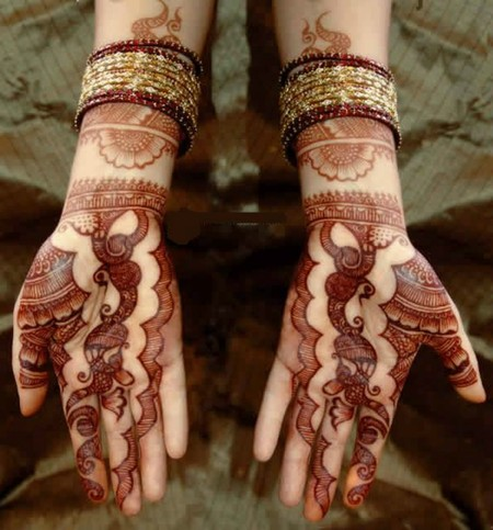 Менди – украшение не только для индийских принцесс — фото 11