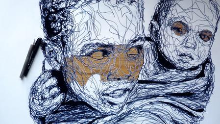 Крис Траппениерс (Kris Trappeniers) – бумажный скульптор — фото 9