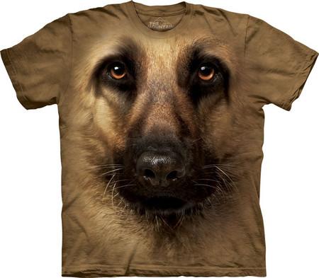 Настоящий звериный принт на футболках The Mountain — фото 7