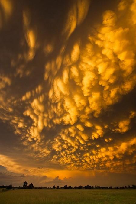 Торнадо, смерч, молнии, грозовые тучи – это красиво! Фотографии Майка Холлингшеда (Mike Hollingshead) — фото 22