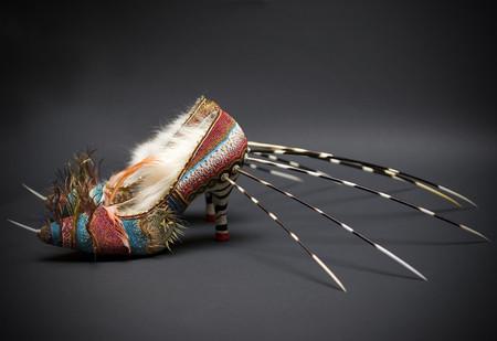 Туфли, похожие на скульптуры (или наоборот) от Марины Демпстер — фото 5