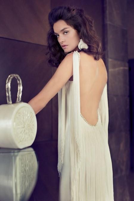 Свадебная коллекция Zahavit Tshuba – если хочется нежное и необычное платье — фото 10