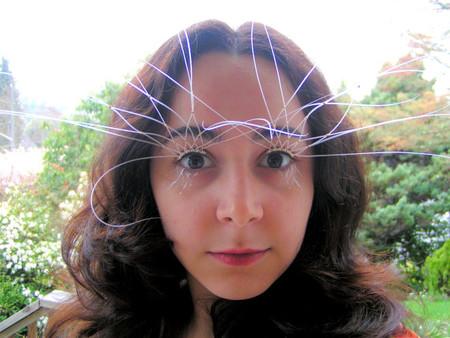 Почему бы не украсить ресницы?)) Идеи Natalie Russo — фото 12