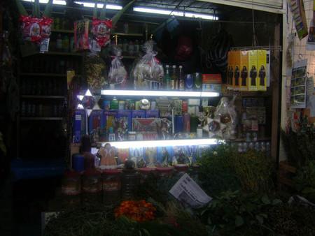 Большой рынок товаров для колдовства в Мексике — фото 10