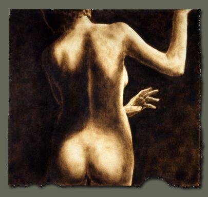 Выжженные картины Пола Чойновски — фото 4