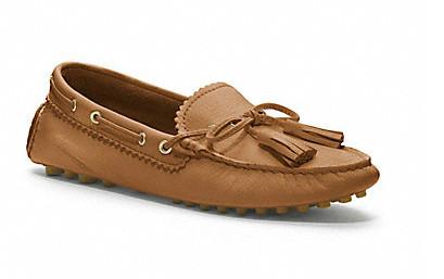 Коллекция обуви от Coach весна-лето 2013 – каблуки, платформа, мокасины, сандалии! — фото 40