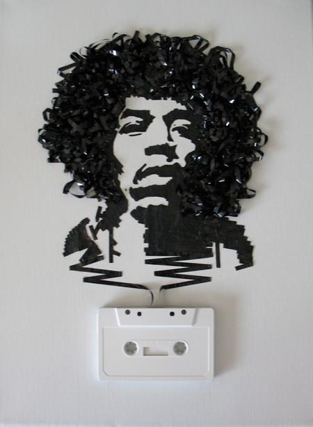«Призрак в машине» - портреты из магнитофонной ленты — фото 3